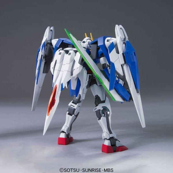 Bandai 1/144 HG 00 Raiser + GN Sword III rear view