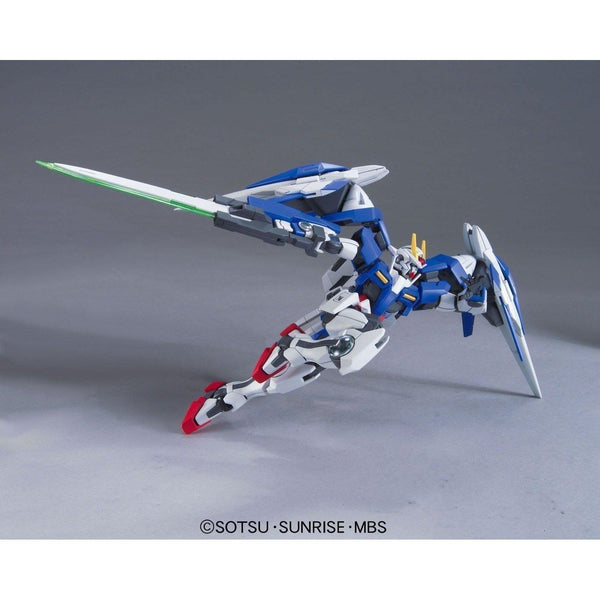Bandai 1/144 HG 00 Raiser + GN Sword III Flight pose