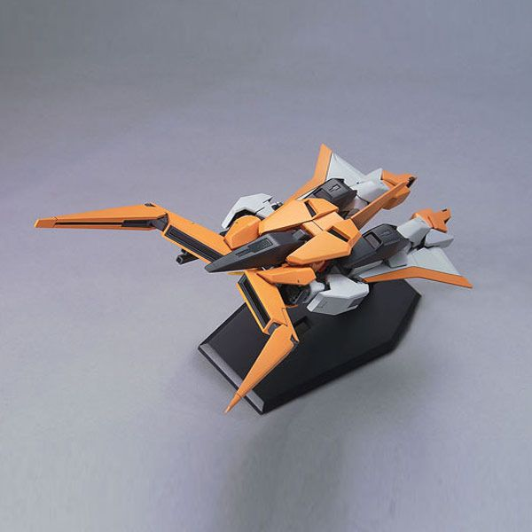 Bandai 1/144 HG 00 GN-007 Arios Gundam flight mode with claws