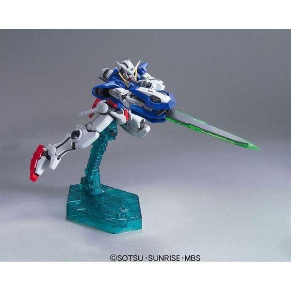 Bandai 1/144 HG00 Gundam Exia Repair II fight pose 2