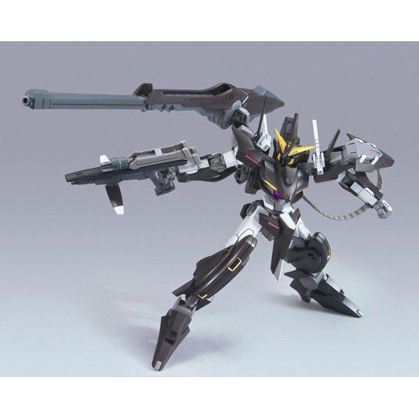 Bandai 1/144 HG Gundam Throne Eins fight pose 1