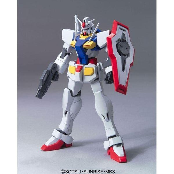 Bandai 1/144 HG 0 Gundam (Type A.C.D.) front on