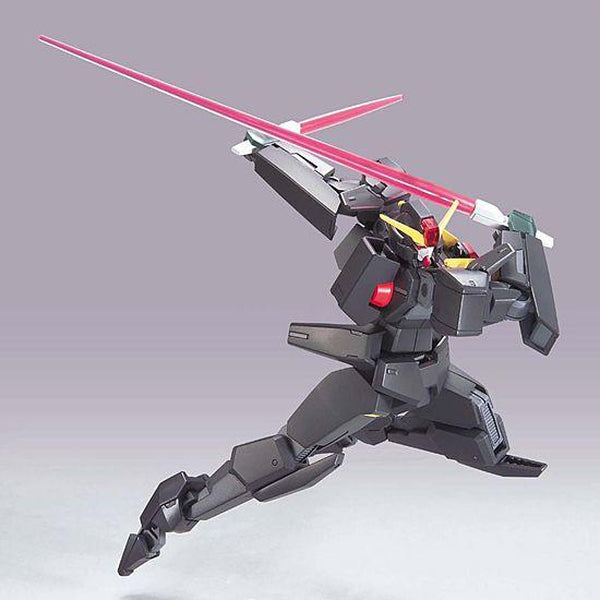 Bandai 1/144 HG00 Seraphim Gundam action pose with beam sabers