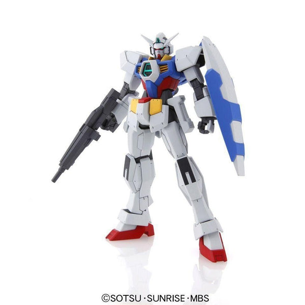 Bandai 1/144 HG Gundam Age-1 Normal front on pose