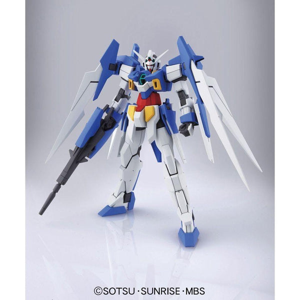 Bandai 1/144 HG Gundam Age-2 Normal front on pose