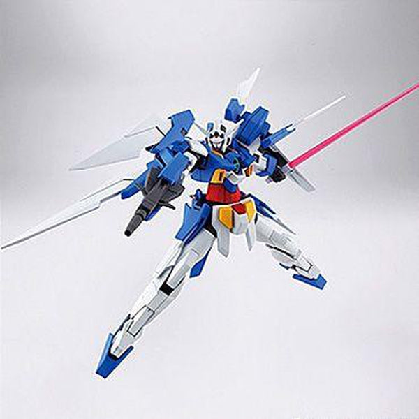 Bandai 1/144 HG Gundam Age-2 Normal action pose 2