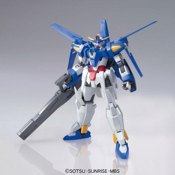 Bandai 1/144 HG Gundam Age-3 Normal front on
