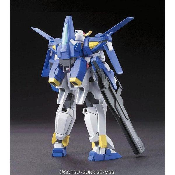 Bandai 1/144 HG Gundam Age-3 Normal rear view