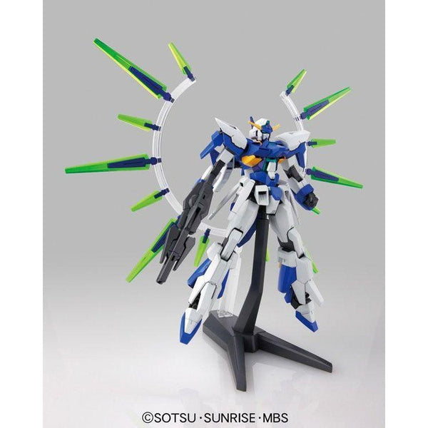 Bandai 1/144  Gundam Age-FX remote weapons