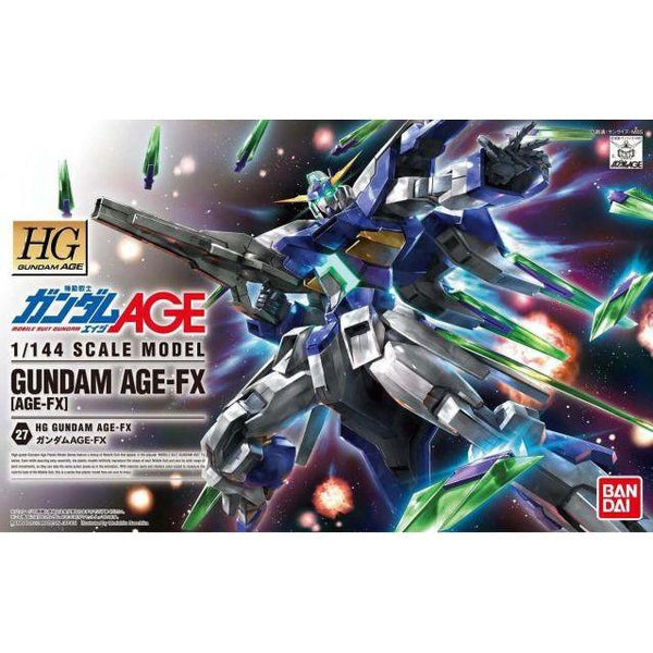 Bandai 1/144  Gundam Age-FX package art