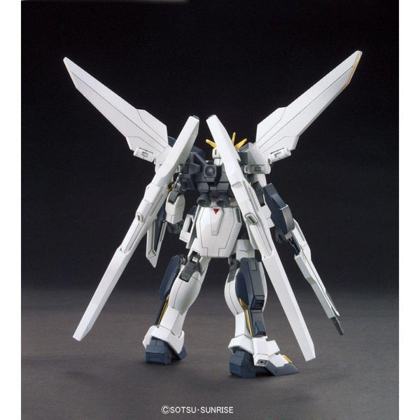 Bandai 1/144 HGAW GX-9901-DX Gundam Double X rear view