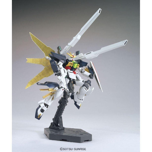 Bandai 1/144 HGAW GX-9901-DX Gundam Double X flight pose