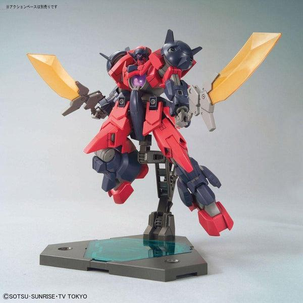 Bandai 1/144 HGBD Ogre GN-X fight pose