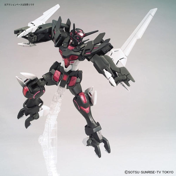 Bandai 1/144 HGBD:R Gundam G-Else action pose 1