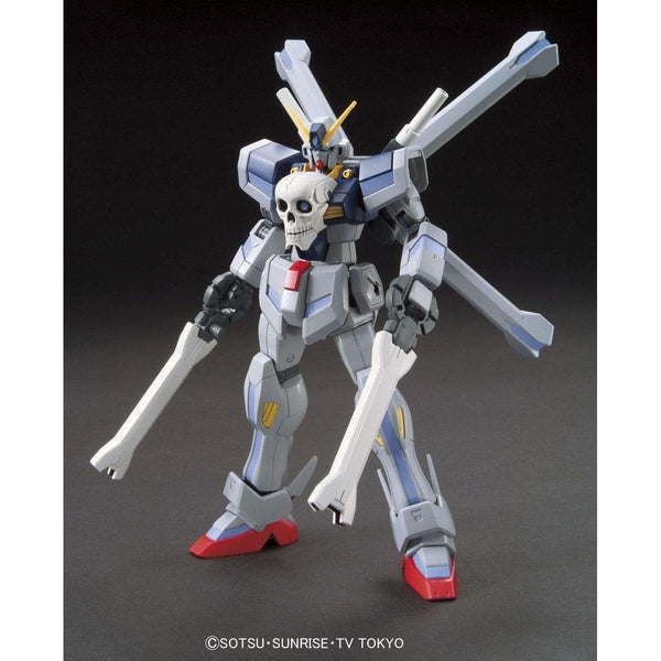 Bandai 1/144 HGBF Gundam Cross Bone Maoh front on pose