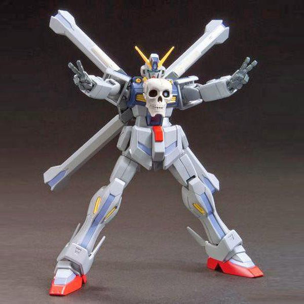 Bandai 1/144 HGBF Gundam Cross Bone Maoh peace!