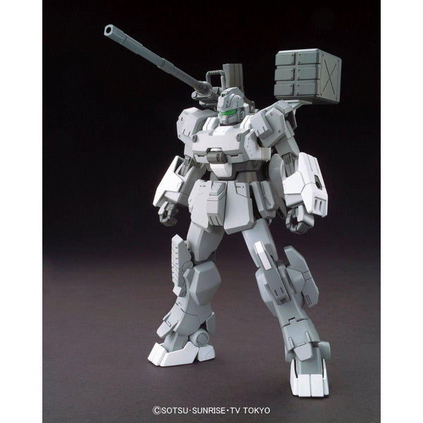 Bandai 1/144 HGBF Gundam EZ-SR eliminator front on