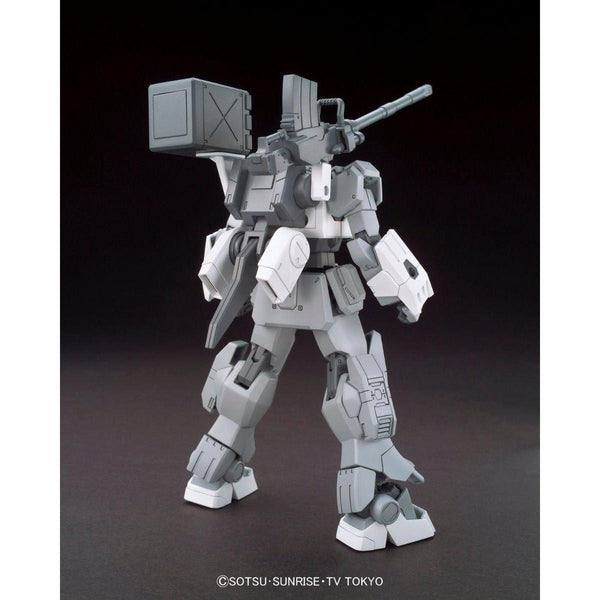 Bandai 1/144 HGBF Gundam EZ-SR eliminator rear view