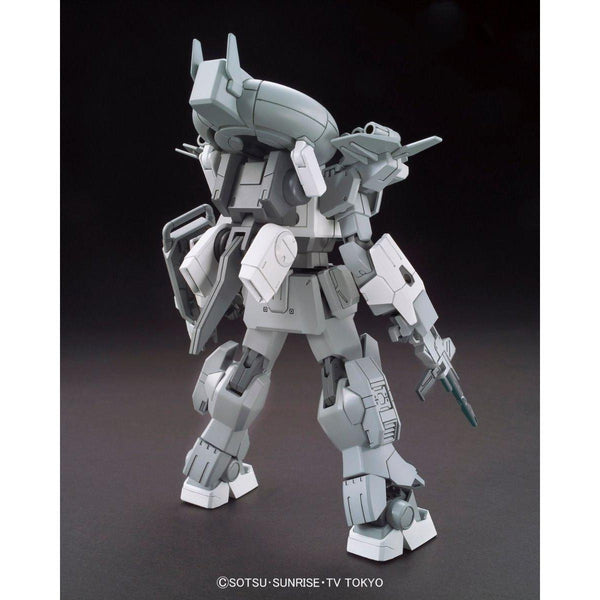 Bandai 1/144 HGBF Gundam EZ-SR shadow phantom rear view