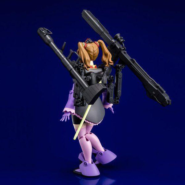Bandai 1/144 HGBF Rick-Do Gyanko [Reissue] rear view.