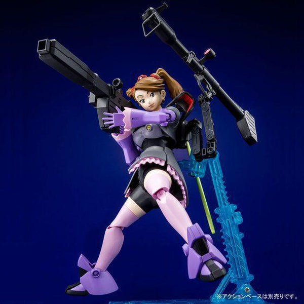 Bandai 1/144 HGBF Rick-Do Gyanko [Reissue] action pose 1