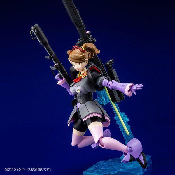 Bandai 1/144 HGBF Rick-Do Gyanko [Reissue] action pose 3