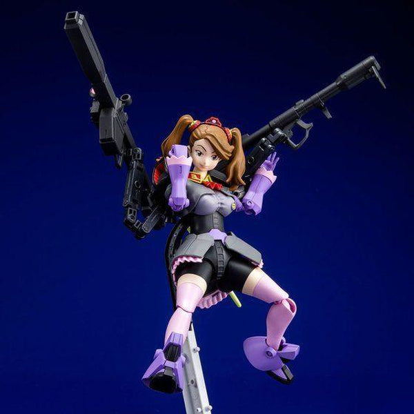 Bandai 1/144 HGBF Rick-Do Gyanko [Reissue] action pose 4