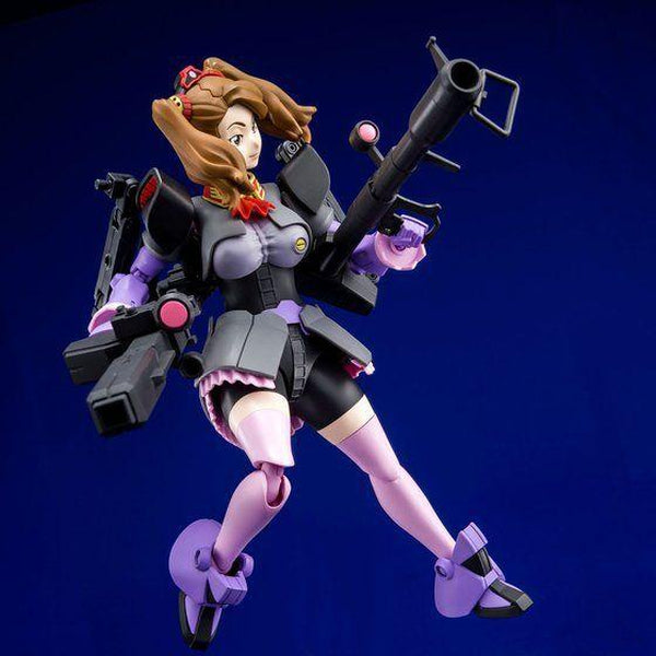 Bandai 1/144 HGBF Rick-Do Gyanko [Reissue] action pose 5