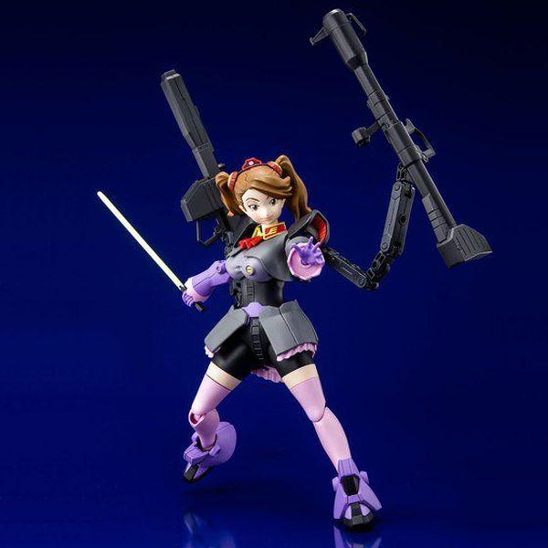 Bandai 1/144 HGBF Rick-Do Gyanko [Reissue] action pose 6