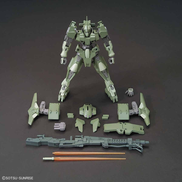 Bandai 1/144 HGBF Striker GN-X with all accessories