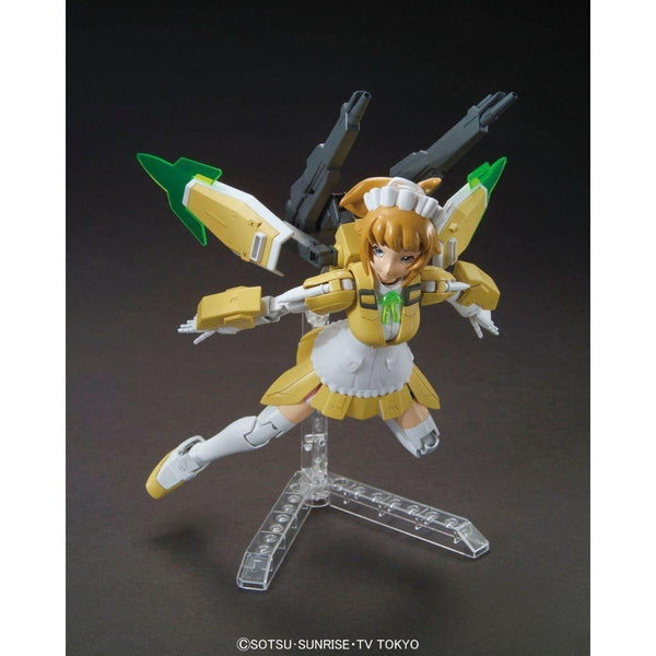 Bandai 1/144 HGBF Super Fumina action pose 2