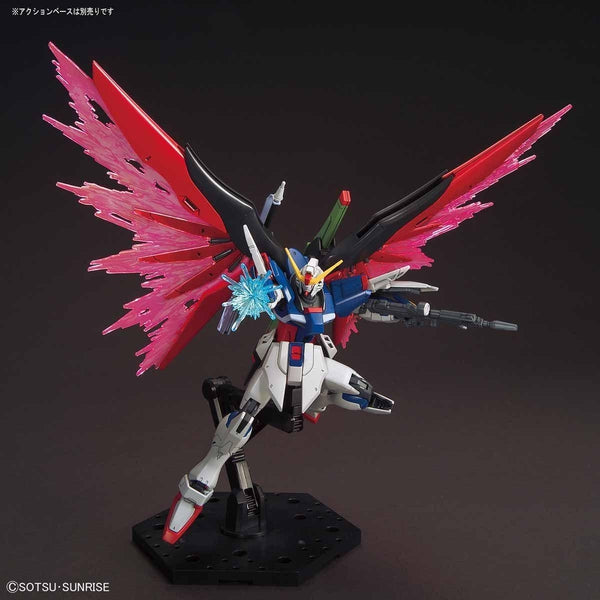 Bandai 1/144 HGCE ZGMF-X42S Destiny Gundam wings of light