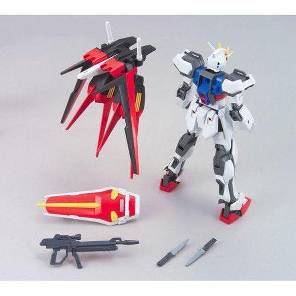 Bandai 1/144 HGCE GAT-X105 Aile Strike included accessories