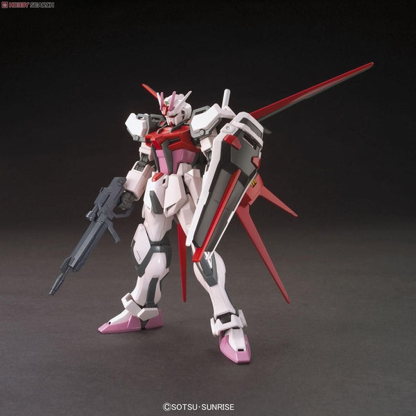 Bandai 1/144 HGCE MBF-02 Strike Rouge front on pose