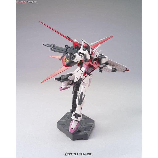 Bandai 1/144 HGCE MBF-02 Strike Rouge with beam sabres