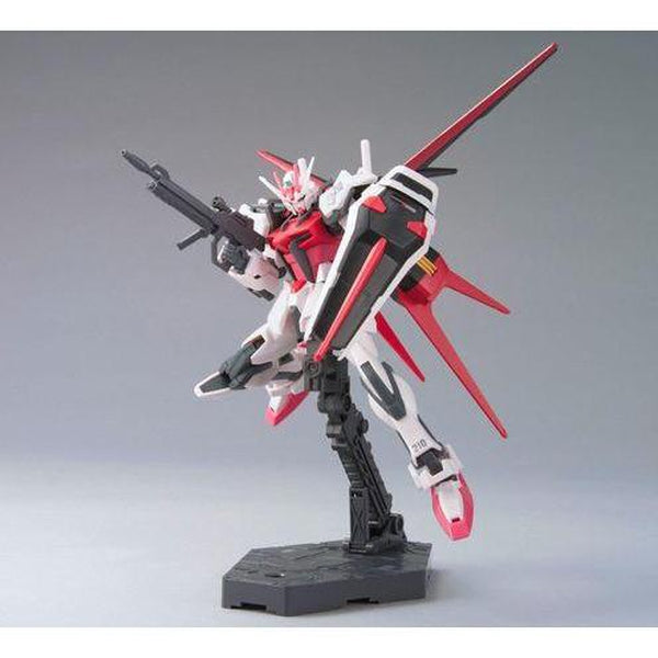 Bandai 1/144 HGCE MBF-02 Strike Rouge action pose 2