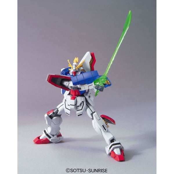 Bandai 1/144 HGFC SF13-017NJ Shining Gundam finger sword