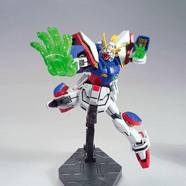 Bandai 1/144 HGFC SF13-017NJ Shining Gundam god hands