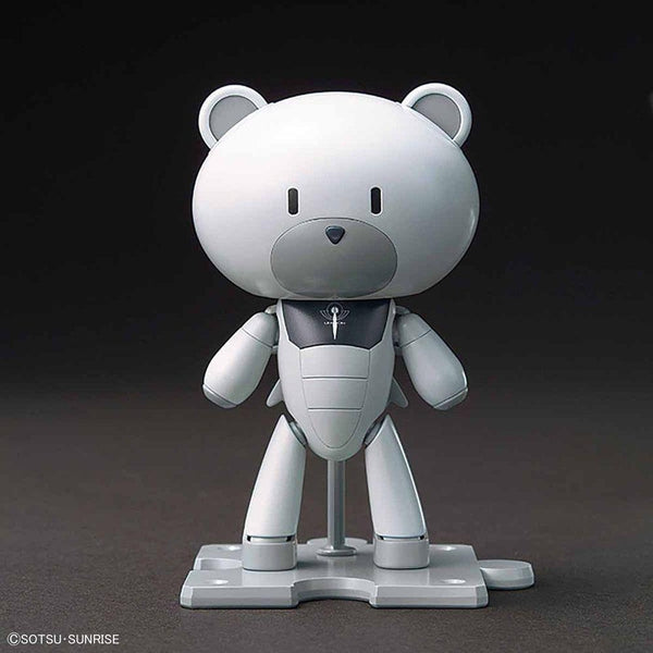 Bandai 1/144 HG Petit'Gguy Graham Aker White front on