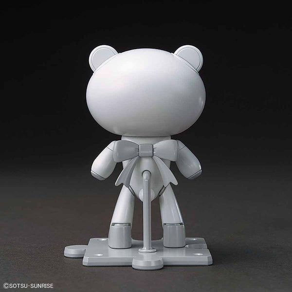 Bandai 1/144 HG Petit'Gguy Graham Aker White rear view