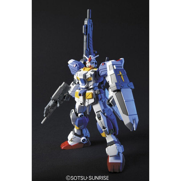 Bandai 1/144 HG RX-78-3 Full Armour Gundam 7th front on