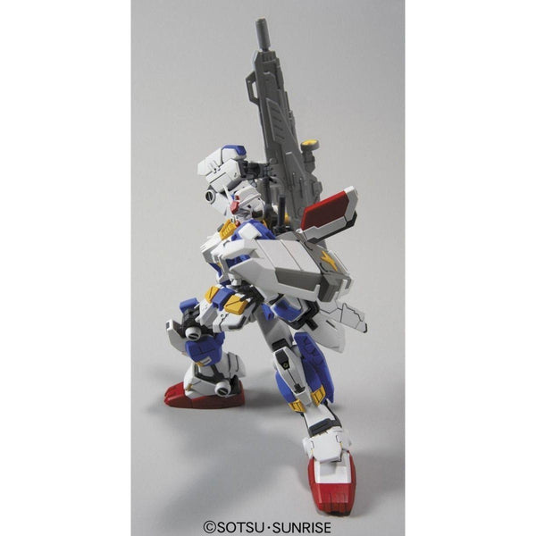 Bandai 1/144 HG RX-78-3 Full Armour Gundam 7th side on pose