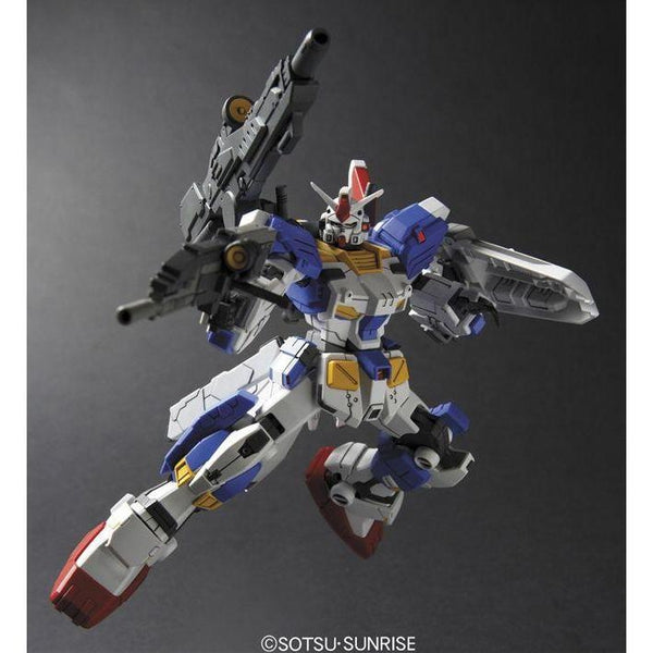 Bandai 1/144 HG RX-78-3 Full Armour Gundam 7th action pose 2