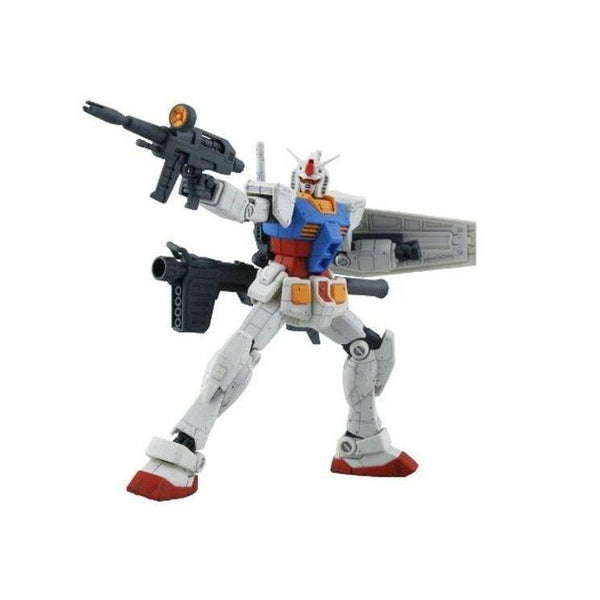 Bandai 1/144 HG Gunpla Starter Set 2 front on pose