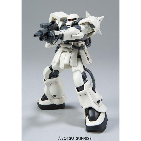 Bandai 1/144 HGUC MS-06F-2 F2-Zaku (Earth Fed. Type) shooting pose