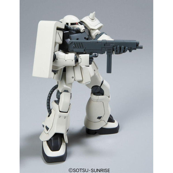 Bandai 1/144 HGUC MS-06F-2 F2-Zaku (Earth Fed. Type) action pose 2