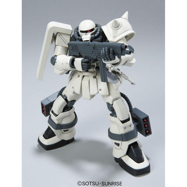 Bandai 1/144 HGUC MS-06F-2 F2-Zaku (Earth Fed. Type) action pose 3