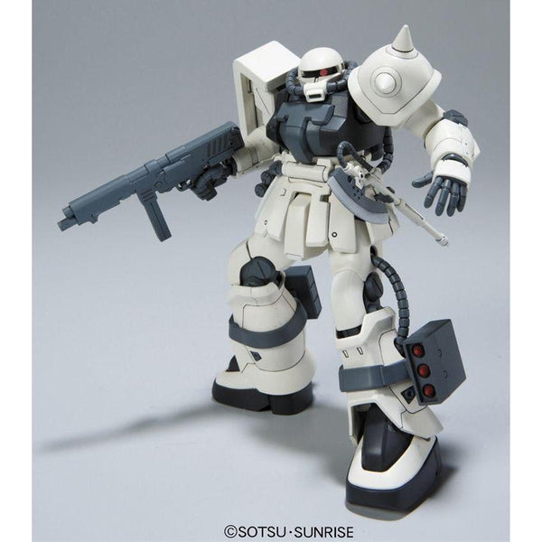 Bandai 1/144 HGUC MS-06F-2 F2-Zaku (Earth Fed. Type) action pose 4