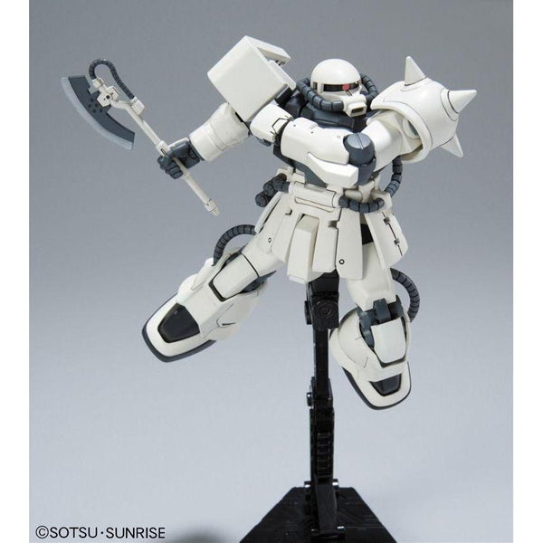 Bandai 1/144 HGUC MS-06F-2 F2-Zaku (Earth Fed. Type) action pose 6