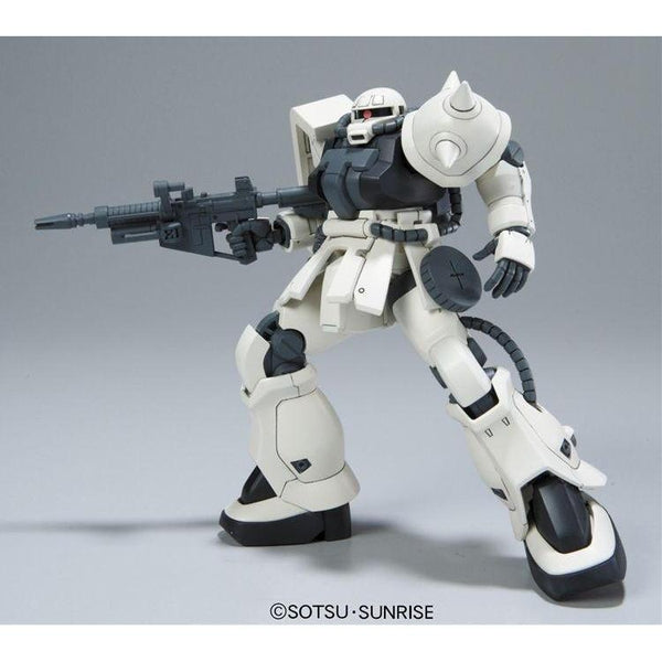 Bandai 1/144 HGUC MS-06F-2 F2-Zaku (Earth Fed. Type) action pose 8